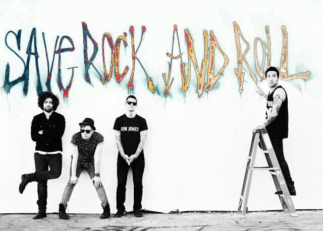 Fall Out Boy- Save Rock And Roll | FOBsessed | Pinterest