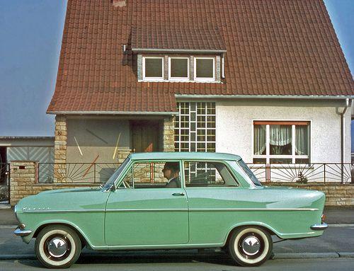 Opel Kadett 2 Door Sedan