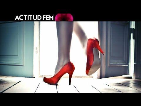 Cómo caminar con tacones altos - ActitudFEM