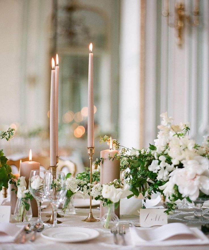 Taper candles | Wedding Sparrow (@weddingsparrow) • Instagram photos and videos