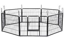 Songmics-L---XXL-Heavy-Duty-Puppy-Playpen
