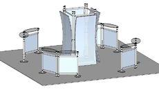 3D Model of CREO Exhibit 62353