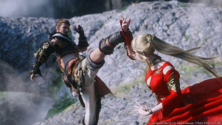Final Fantasy XIV: Stormblood wallpapers photo HD