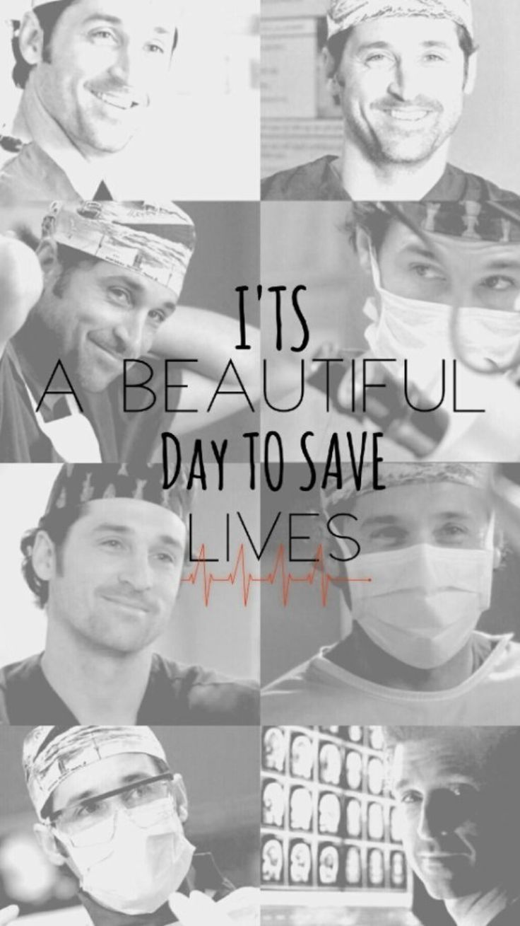 Derek Shepherd all the way