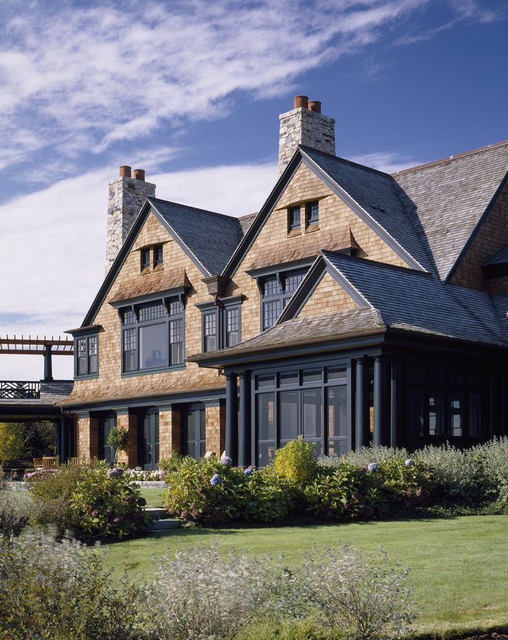 Best 161 Best Shingle Style Architecture Images On Pinterest 640 x 480