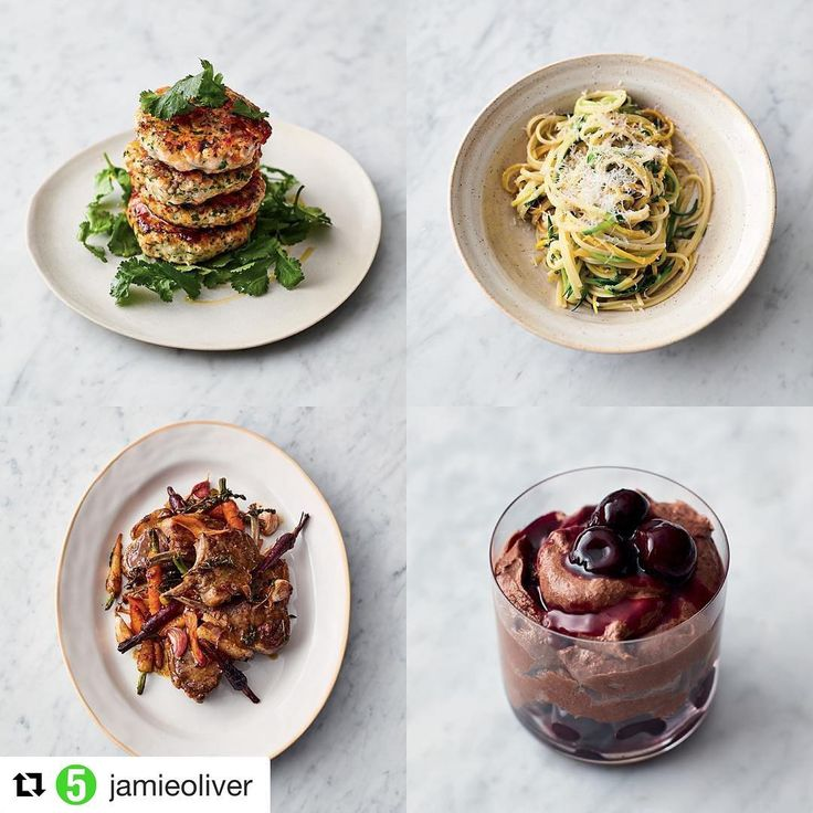 #Repost @jamieoliver (@get_repost) ・・・ 1 HOUR TO GO until #QuickAndEasyFood is on screens - @channel4 8pm!! Who's tuning in?  The show's full of more good stuff tonight from gorgeous cherry chocolate mousses to deliciously sticky lamb chops, you're in for a treat! 5 ingredient recipes, quick and easy to make, happy cooking!