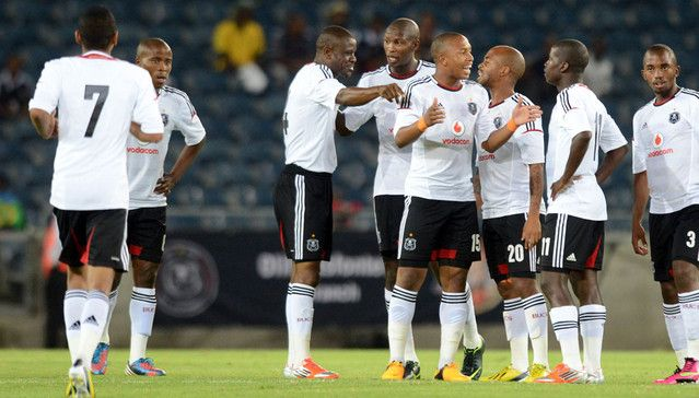 Orlando Pirates coach Roger de Sa is worried about the standard of refereeing against Djabal FC in CAF Champions League - News - Kick Off