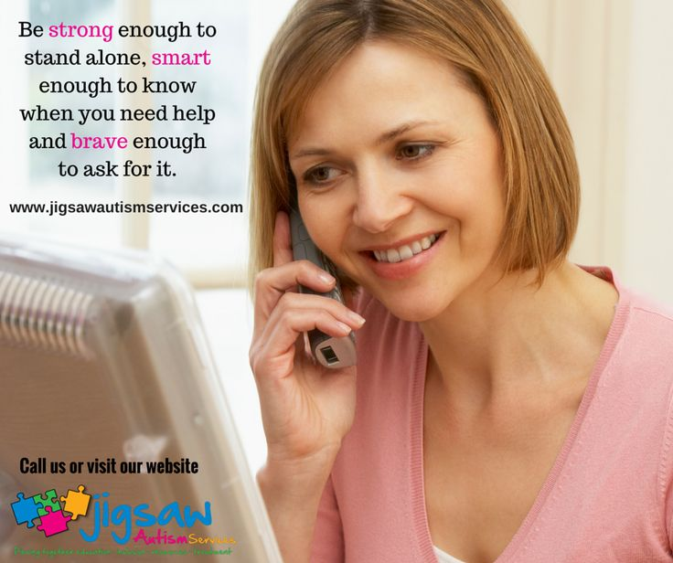 Be strong, smart and brave, visit our website www.jigsawautismservices.com #Autism #ASD #NDIS #ABA #HCWA #Quotes