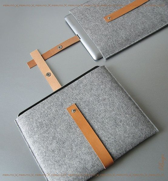 macbooksleeve felt leather