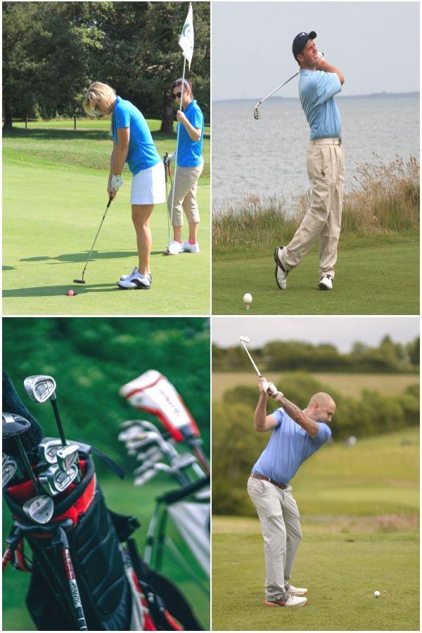 17+ Baseball golf game information