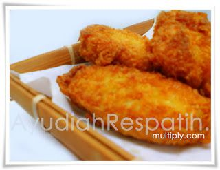 Momylicious...: Shrimp Chicken Egg Roll