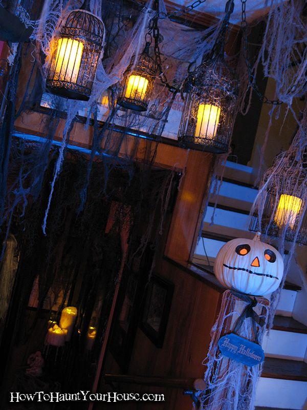 315 best Halloween!! images on Pinterest Halloween stuff, Craft - halloween scene setters decorations
