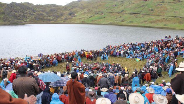 #Yarinacocha espera reanudar operaciones en Minas #Conga. #Peru21