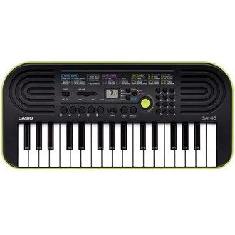 Buy online #Casio Organ SA46 #Musical Instruments @ luluwebstore.com for Rs.2,347/-