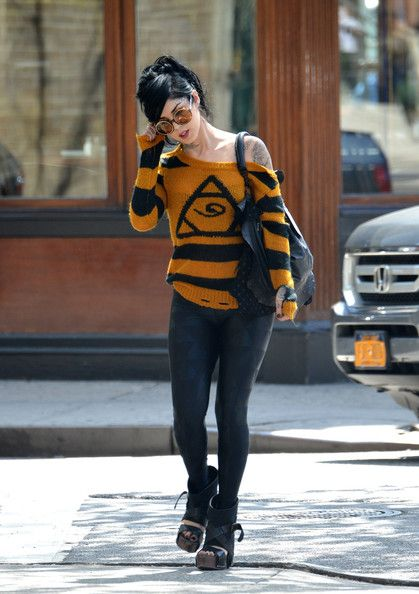 Kat Von D Takes LA Ink to NYC