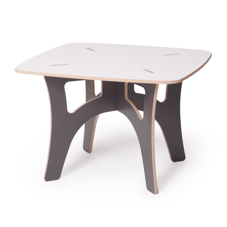 Tool-Less Modern Kids Table