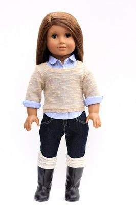 Liberty Jane Doll Outfit Designed to Fit The 18 inch American Girl Doll | eBay