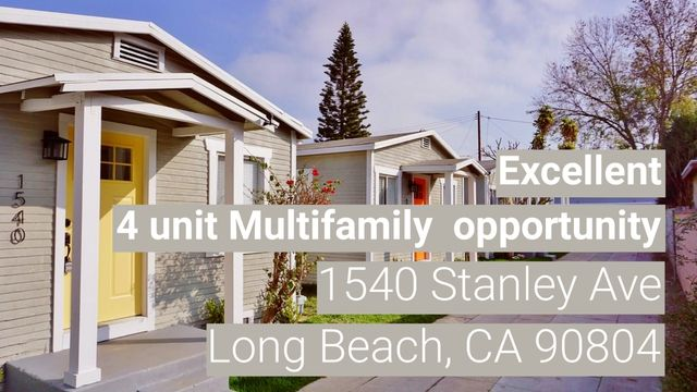 Admirable Long Beach Ca 90813 4 Units Multifamily For Sale 6 5 Download Free Architecture Designs Pushbritishbridgeorg