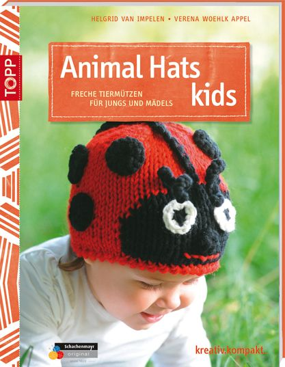 Animal Hats Kids - ab Oktober 2013!