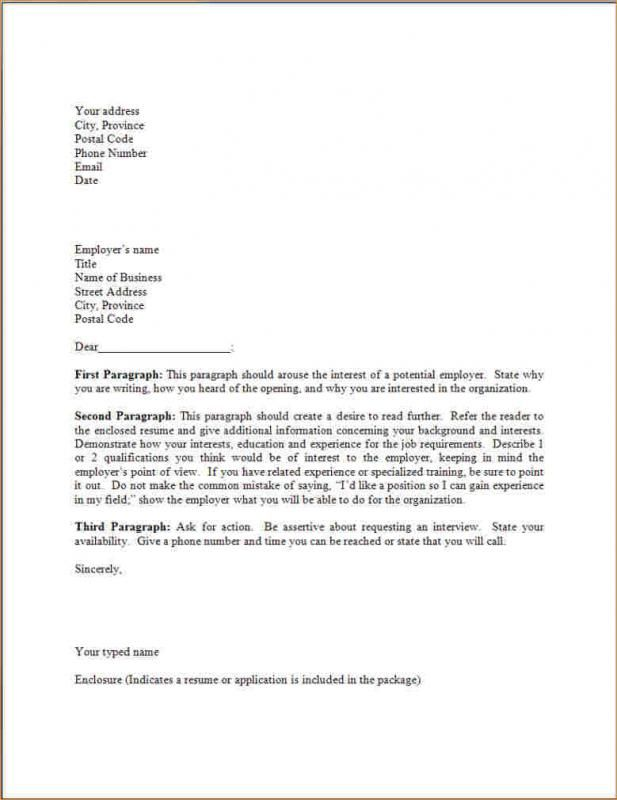 Format For A Cover Letter Cover Letter For Resume Cover Letter Sample What Is Cover Letter