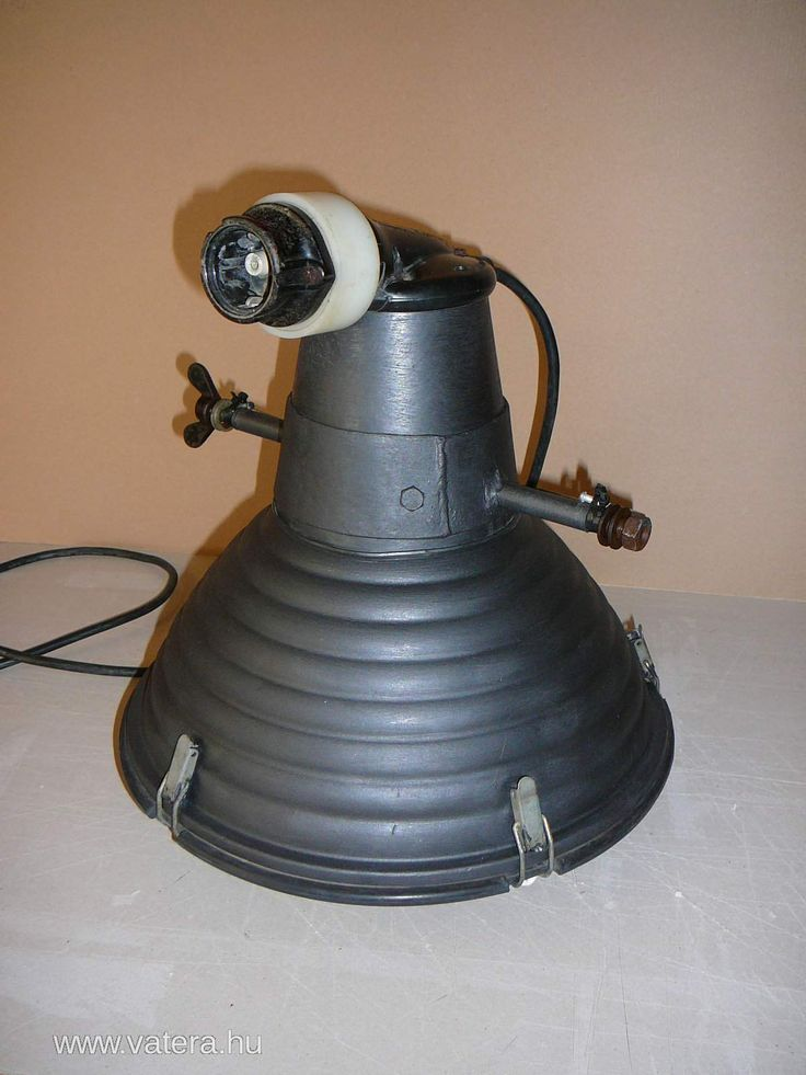 Ipari lámpa / loft - indusztriális - 9800 Ft