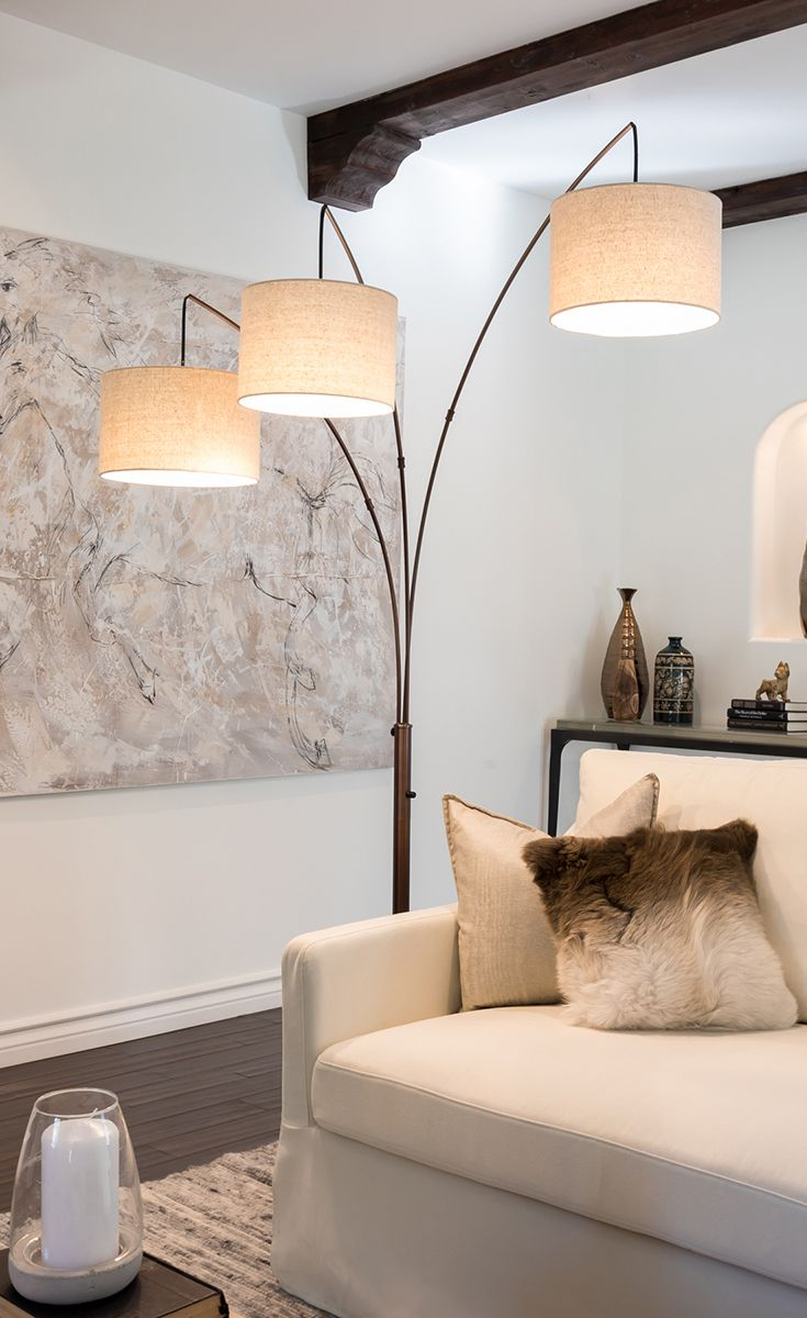 Pin By Glam O Sphere On Home Decor Floor Lamps Living Room Arc