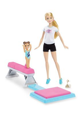 Mattel Barbie Flippin Fun Gymnast - Assorted - No Size