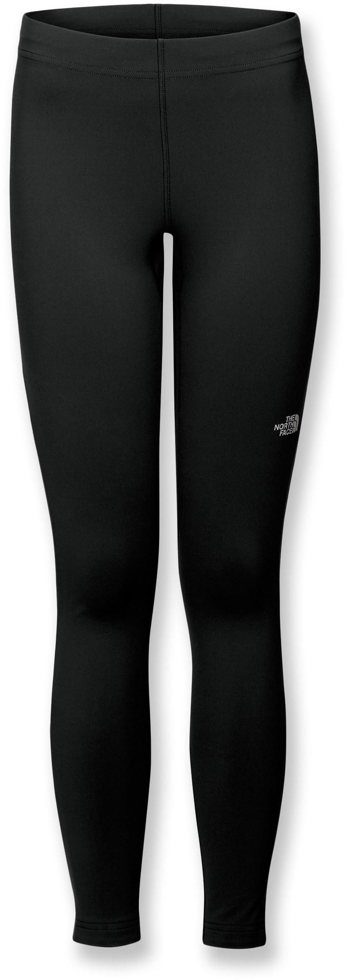 At REI Outlet: Women's The North Face GTD Tights — Great alone or as a layer.