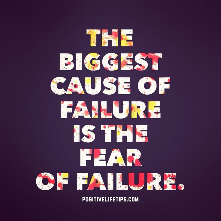 Inspirational Quotes Fear Of Failure: 30 Best Fear Of Failure Images On Pinterest