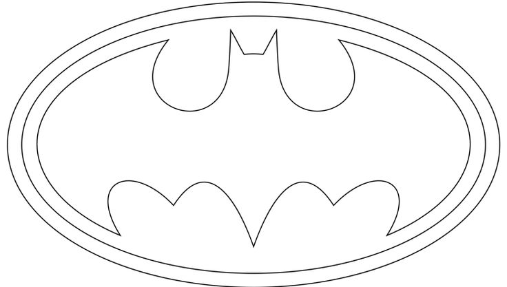 Batman Free Printable   ... pages   Coloring pages ...