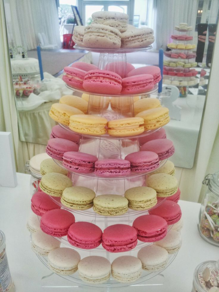 Macaroon Cake at Clonabreany House