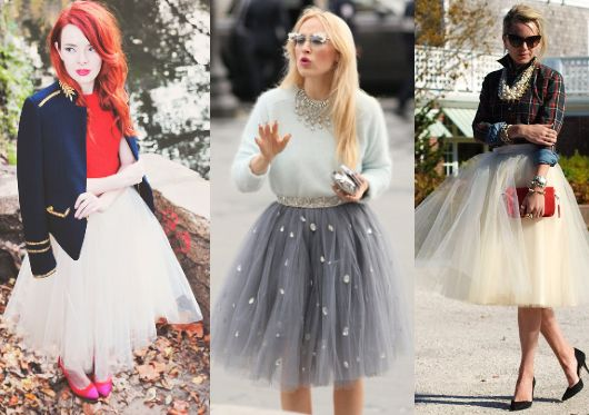 The Corner Apartment: The Carrie Bradshaw Tulle Skirt