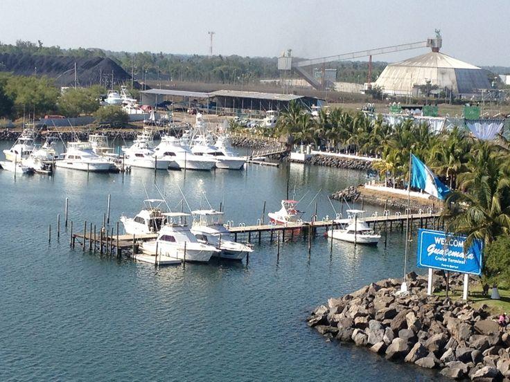 Puerto de San Jose in Puerto San José, Escuintla