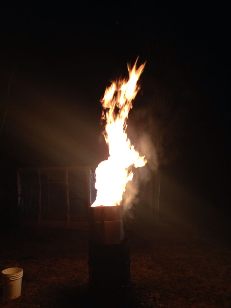 That's a fire