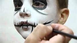 Resultados de la búsqueda de imágenes: maquillaje de zombie para niños - Yahoo Search