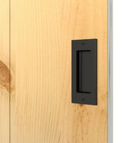 recessed door pull handle privacy latch lock for sliding barn door hardware with soft close canada
