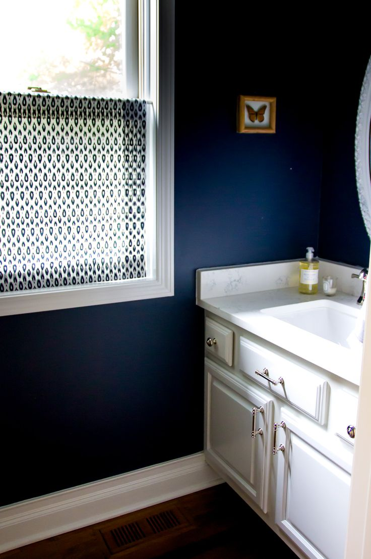 Lessons Learned from Our Powder Room Makeover