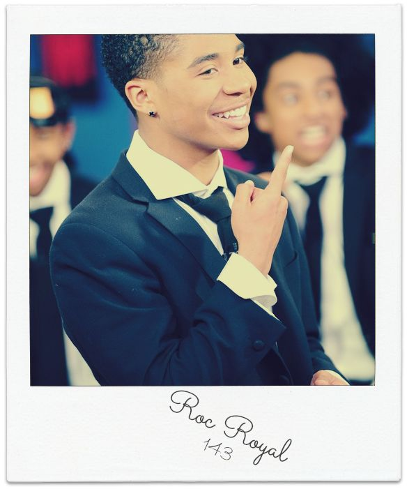 roc royal 2013 | New) Roc Royal on 106 and Park- March 12th 2013 - Mindless Behavior ...