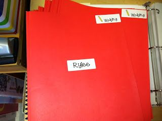 Lucy Calkins Writing Workshop folder-MAKE!