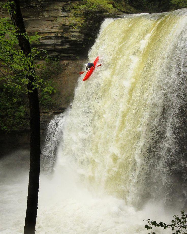 Greeter Falls in TN.