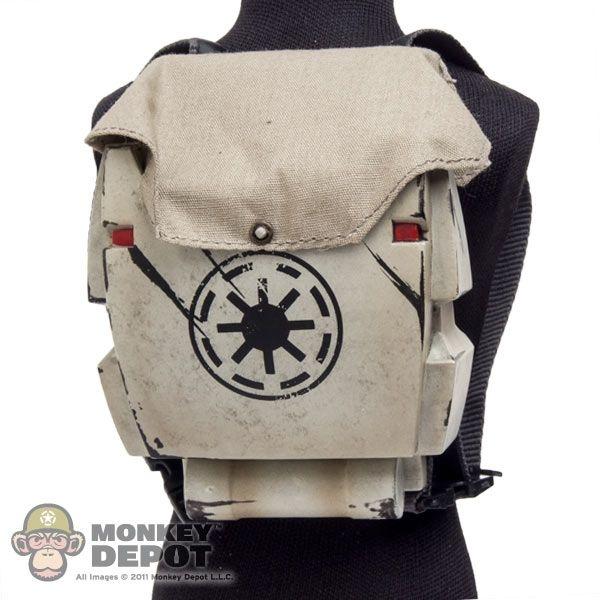 Pack: Sideshow Star Wars Clone Trooper Backpack