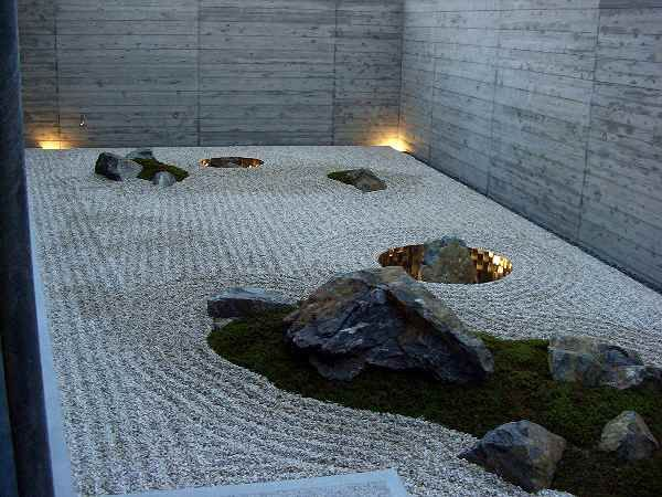 A Chinese rock garden! this effect but mini of course : )