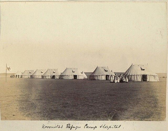 Geni - Photos in Photos from Anglo Boere Oorlog/Boer War (1899-1902) KROONSTAD Camp/Kamp