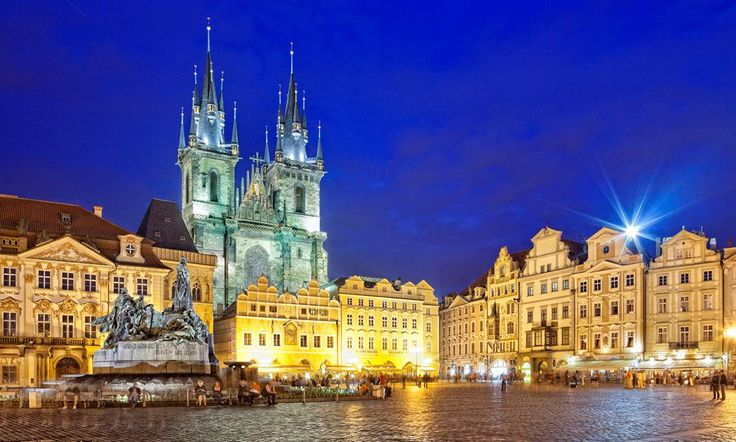 The bohemian allure and fairytale features of Prague make it a perfect destination for beach-weary vacationers who want to immerse themselves in culture.