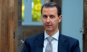 Bashar al-Assad trained as a doctor. How did he become a mass murderer?  The Syrian president isn't the first doctor to kill. But there is something galling about someone who is trained to save lives taking them instead