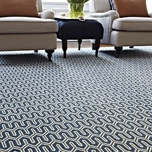 Lovely Blue And White Pattern Carpet Flooring   Available At Express  Flooring Deer Valley North Phoenix Arizona