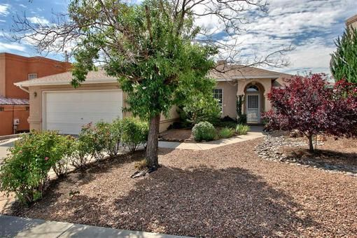 Home At 10316 Rio Los Pinos Drive Nw Albuquerque New Mexico Home For Sale Curb Appeal