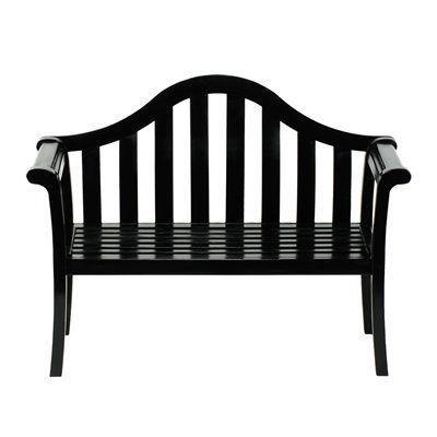 ACHLA Designs OFB 12 Camelback Outdoor Bench $228