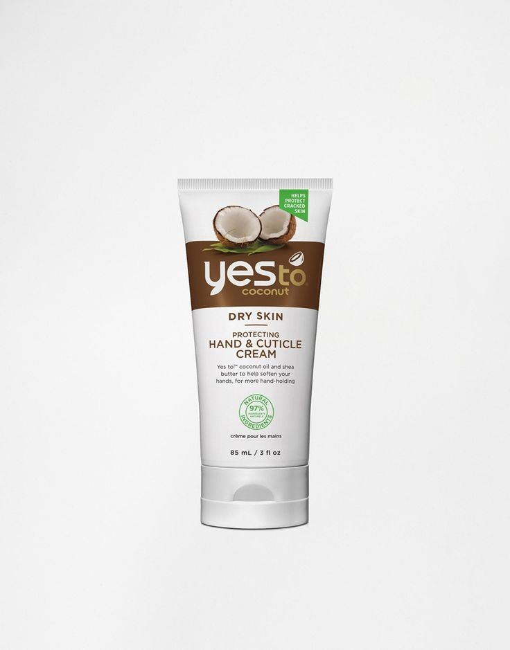 Yes+To+Coconut+Protecting+Hand+and+Cuticle+Cream+85g