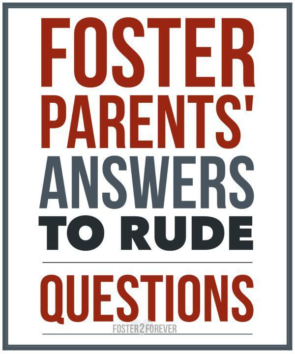 answer rude questions